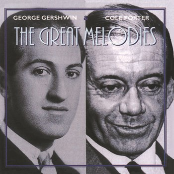 Various Artists - Gershwin & Porter- The Great Melodies