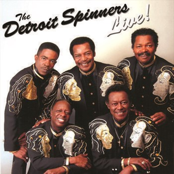 The Detroit Spinners - The Detroit Spinners Live