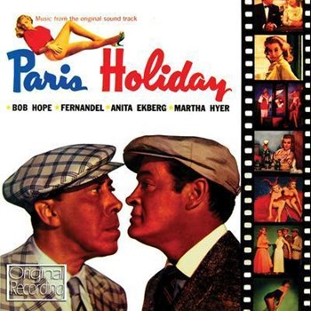 Original Film Soundtrack - Paris Holiday