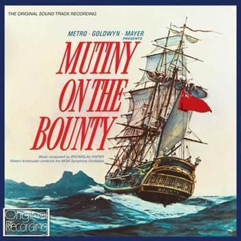 Original Film Soundtrack - Mutiny On The Bounty