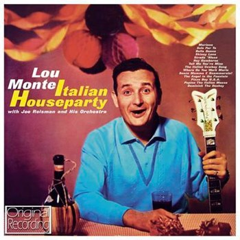 Lou Monte - Italian Houseparty