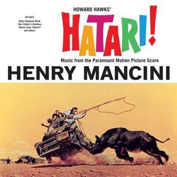 Original Film Soundtrack - Hatari!