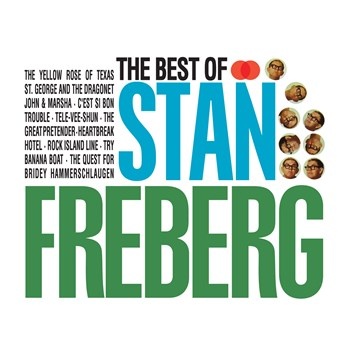 Stan Freberg - The Best Of Stan Freberg