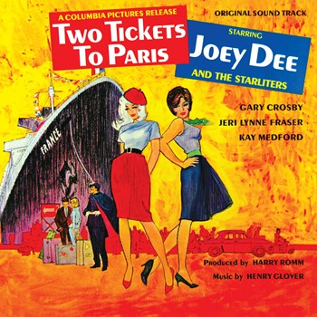 Joey Dee & The Starliters - Two Tickets To Paris