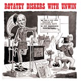 Stanley Unwin - Rotatey Diskers With Unwin