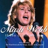 Marti Webb - If You Leave Me Now