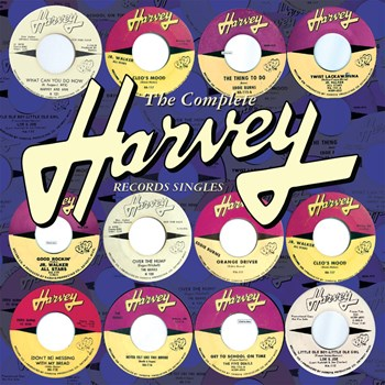 Various Artists - The Complete Harvey Records Singles