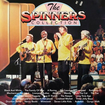 The Spinners - The Spinners Collection