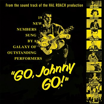 Various Artists - Go, Johnny Go!