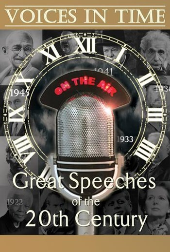 Voices In Time - Great Speeches Of The 20th Century