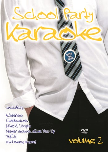 School Party Karaoke Volume 2